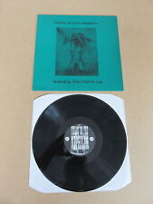 """FIELDS OF THE NEPHILIM Burning The Fields EP TOWER 12"""" RARE 1987 UK PRESSING N1"""