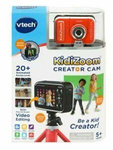 VTech KidiZoom Creator Cam HD Video Kids' Digital Camera  NEW