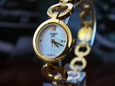 TISSOT PINKY Gold-Plated T0842103311700 **RRP £295.00**