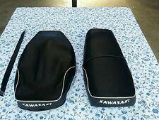 KAWASAKI(n7) 90 KAWASAKI GA 1A GA 2A G2T KC90 C1 SEAT COVER +STRAP (K3)