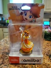 Daisy Amiibo Nintendo Super Smash Bros BRAND NEW SEALED FREE SHIPPING!
