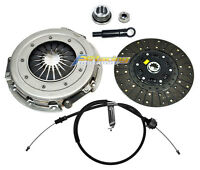 FXR PERFORMANCE CLUTCH KIT w/ CABLE 1986-1995 FORD MUSTANG 5.0L MERCURY CAPRI RS