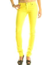 CHRISTIAN AUDIGIER Luxury Designer Women's Slim Fit Straight Leg Jeans