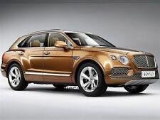 2015 Bentley Bentayga Bright Bronze Kyosho 08921bz