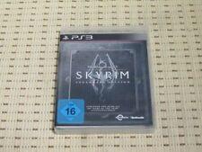 The Elder Scrolls V Skyrim Legendary Edition para PlayStation 3 ps3 PS 3 * embalaje original *