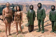K Hunter Roddy McDowall Charlton Heston Linda Harrison Planet of the Apes Poster