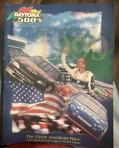 Daytona 500 Official Souvenir Program Feb.1999