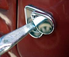 VW TYPE 2 BUS KOMBI MICROBUS DELUXE GAS DOOR LOCK ASSEMBLY / LATCH