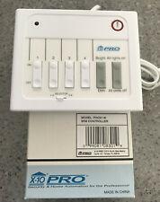 X10 Home Automation Smart Home PHC01 MINI CONTROLLER White 110V USA 2 pin