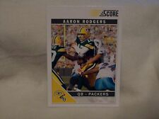 2011 Score Football Aaron Rodgers #103 - Green Bay Packers