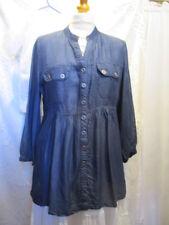 Vintage French boho lagenlook Blouse Jacket