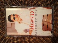 Heavy D The Boyz Waterbed Hev Pete Rock '90s Hiphop Rap Cassette Tape OOP