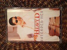 Heavy D The Boyz Waterbed Hev Pete Rock '90s Hiphop Rap Cassette Tape OOP