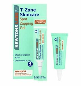 T-Zone -  Rapid Action Spot Zapping Gel - 8ml