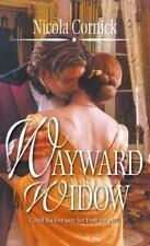 Wayward Widow, Cornick, Nicola, Good Condition, Book