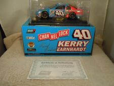 1999 REVELL KERRY EARNHARDT #40 CHANNELLOCK 1/24 SCALE DIECAST W/ BOX