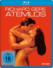Atemlos (Richard Gere, Valerie Kaprisky) Blu-ray Disc NEU + OVP!