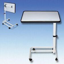 Multifunktionsbeistelltisch, Pflegetisch, Beistelltisch, Betttisch, Bett-Tisch