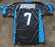 Vtg AFL Arena Football League Philadelphia Soul Ron Jaworski Jersey #7 XL Rare!
