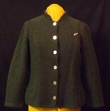 Women's Unlined 100% Wool Jacket - size 46 chest