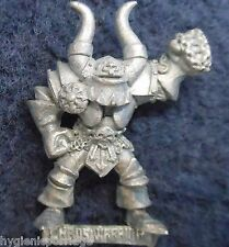 1994 Chaos Bloodbowl 3rd Edition Warrior 1 Citadel Fantasy All Stars Team Sport