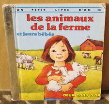 """1985 ✤ Les Animaux de la Ferme & leurs bébés ✤ """"Petit livre d'Or"""""""