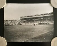 Vintage 1893 Exposition Park Original Photograph Pittsburgh Pirates MLB
