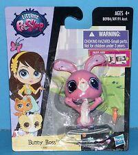 #3800 Littlest Pet Shop Singles Combo PET PAWSABILITIES Bunny Ross