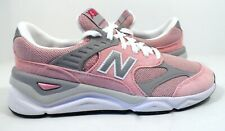 New Balance Men's X90 Sneaker Pink Lady/Grey Size 8.5