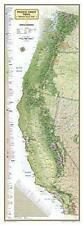 Pacific Crest Trail, Boxed (National Geographic Reference Map) by National Geogr