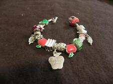 Willabee & Ward Monthly Charm Bracelet - September