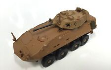 LAV-25 USA ARMY MILITARY VEHICLE 1:72 SCALE - DIECAST TANK PANZER GUN 24