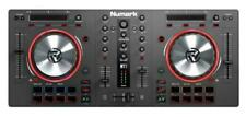 Dj Mixer Controller Equipment Usb Mix Starter Kit With Virtual Dj Le Software