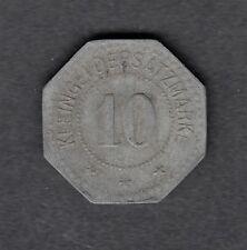 "Elmshorn - Notmünze 10 Pf. Kreditverein ""Wappen"" (Funck 115.2)"