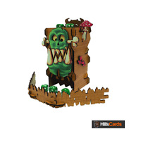 Orc Totem Dice-Tower for Board Games / RPG Warhammer D&D Pathfinder D6 D20