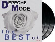 "Depeche Mode ""the best of"" Vinyl 3LP NEU Album"