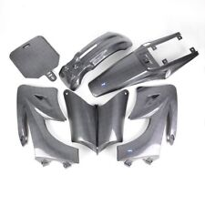 HMParts Dirt Bike Pit Bike Verkleidung SET 125 -150 ccm Carbon Style Typ 2