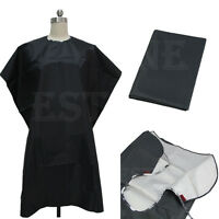 Adult Salon Hair Cut Hairdressing Barbers Hairdresser Waterproof Cape Gown Cloth