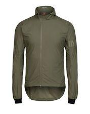 Rapha Green/Dark Olive Hooded Wind Jacket. Size XS. BNWT.
