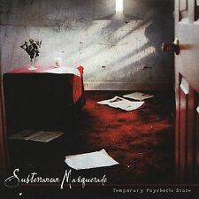 SUBTERRANEAN MASQUERADE Temporary Psychotic (MCD The End Records) NEW SEALED