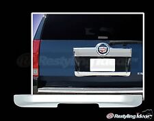 CADILLAC ESCALADE CHROME TAILGATE HANDLE 2007-2014 ( LOWER PIECE)