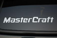 Mastercraft Performance Ski Boat Vinyl Sticker Decal (V145) Choose Color & Size!