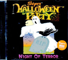 Shivers HALLOWEEN PARTY: NIGHT OF TERROR: VINTAGE EERIE MUSIC & SPOOKY SOUNDS CD