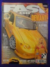 FAST CAR - DEVIANT - September 2004