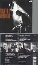 CD--U2--RATTLE AND HUM --