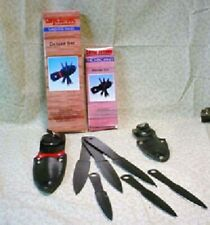 2 Sets of Throwing Knives