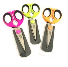 NEW Taylor's Eye Witness Soft Grip Scissors Shear. With Bottle Opener-various