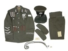 HALLOWEEN COSTUME East German STAZI Military Officer Uniform SG48 SG52