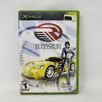 R: Racing Evolution (Microsoft Xbox, 2003) Complete Tested Working