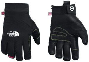 The North Face Men's Summit Soft Shell Climbing Gloves, TNF Black, L 7138-6